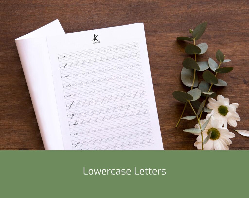 american cursive handwriting guide