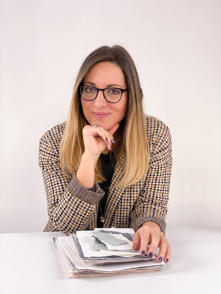 Giulia Filippini, grafica e calligrafa